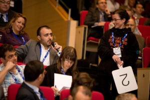 WYSTC 09 - Manolis Psarros Commenting on Digital Generation Presentation