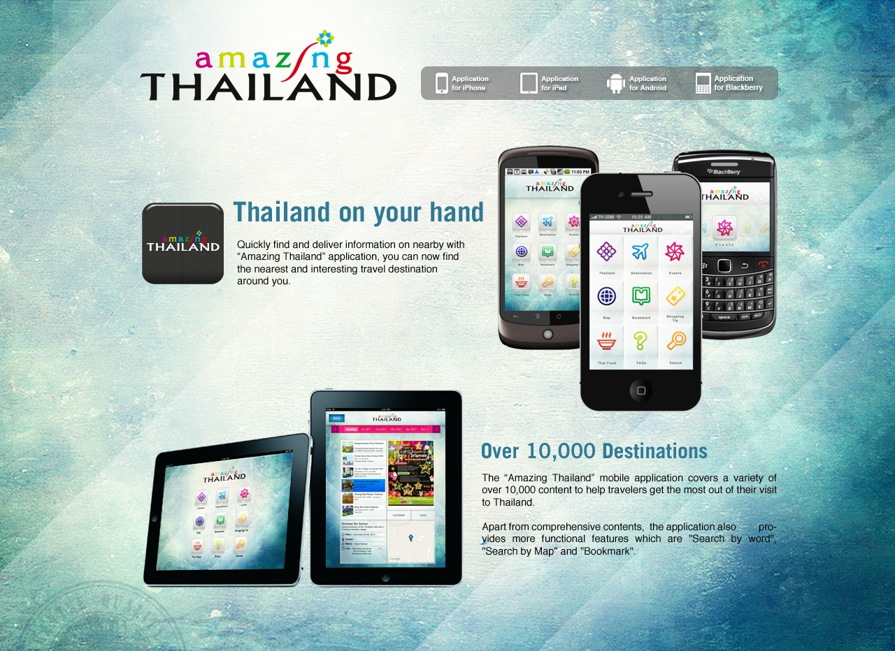 Amazing Thailand Travel and Tourism Guide
