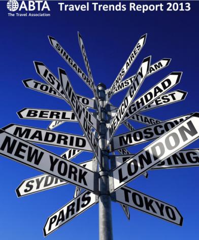 ABTA Travel Trends Report 2013