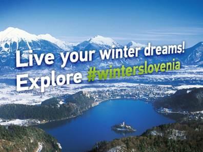 #WinterSLovenia