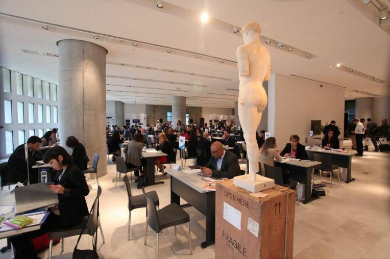 B2B meetings in a unique setting! New Acorpolis Museum-Destination: Athens